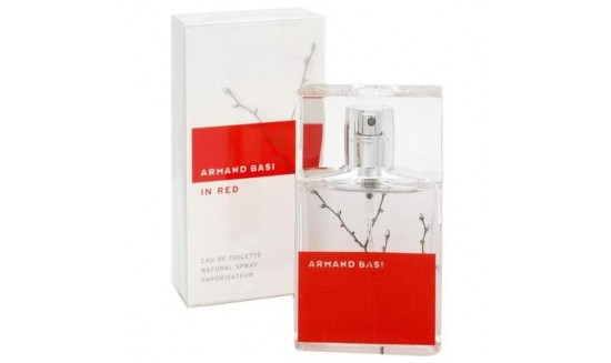 Armand Basi In Red edt w