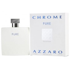 Azzaro Chrome Pure edt m