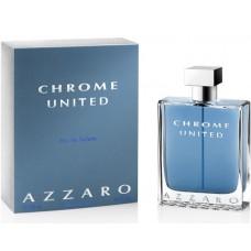 Azzaro Azzaro Chrome United edt m