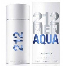 Carolina Herrera 212 Men Aqua edt m