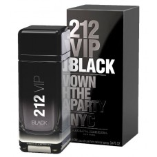 Carolina Herrera 212 Men Black edt m