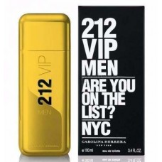 Carolina Herrera 212 VIP Gold edt m