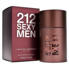 Carolina Herrera 212 Sexy Men edt m
