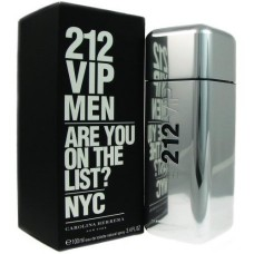 Carolina Herrera 212 VIP Men edt m