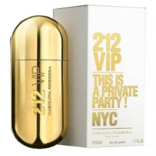 Carolina Herrera 212 VIP Women edp w