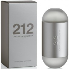 Carolina Herrera 212 for Women edt w