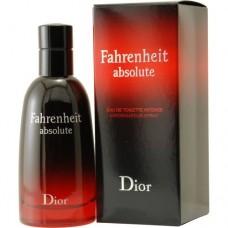 Christian Dior Fahrenheit Absolute edt m