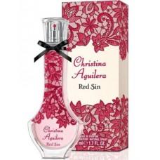 Christina Aguilera Red Sin edp w