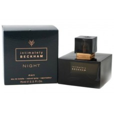David And Victoria Beckham Intimately Night for Men edt m