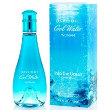 Davidoff Cool Water Into the Ocean for Women edt w