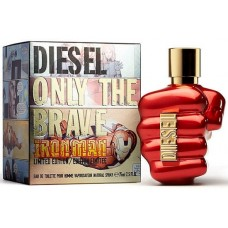 Diesel Only the Brave Iron Man Limited Edition edt m