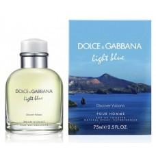 Dolce Gabbana Light Blue Discover Vulcano edt m