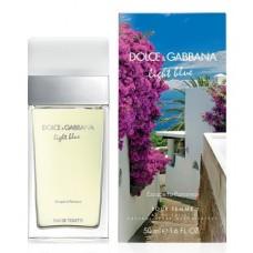 Dolce Gabbana Light Blue Escape To Panarea edt w