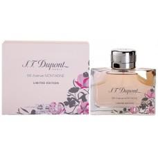 Dupont 58 Avenue Montaigne Pour Femme Limited Edition edp w