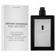 Antonio Banderas the Secret Men edt m