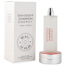 Davidoff Champion Energy edt m