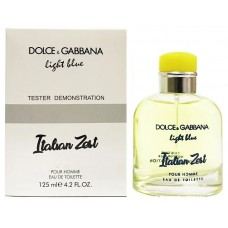 Dolce & Gabbana Light Blue Italian Zest edt m