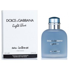 Dolce Gabbana Light Blue Intense Pour Homme edt m