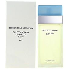 Dolce Gabbana Light Blue edt w