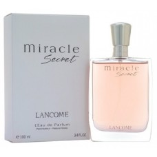 Lancome Miracle Secret edp w