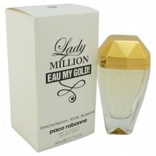 Paco Rabanne Lady Million Eau My Gold edt w
