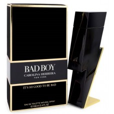 Carolina Herrera Bad Boy edt m