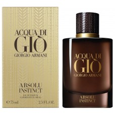 Giorgio Armani Acqua di Gio Absolu Instinct edp m