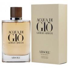 Giorgio Armani Acqua di Gio Absolu edp m
