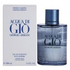 Giorgio Armani Acqua di Gio Blue Edition Pour Homme edt m