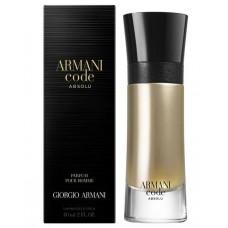 Giorgio Armani Code Absolu edp m