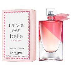 Lancome La Vie Est Belle En Rose edt w