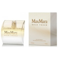 Max Mara Gold Touch edp w