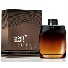 Mont Blanc Legend Night edp m