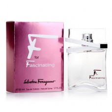 Salvatore Ferragamo F for Fascinating edt w