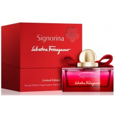 Salvatore Ferragamo Signorina Limited Edition edp w