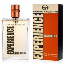 Sergio Tacchini Experience Discovery Man edt m